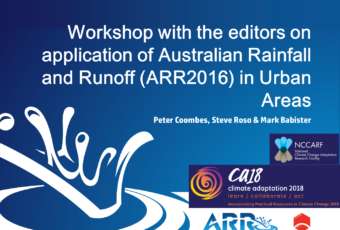 ARR(2016) Urban Book Workshop with Editors